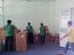 dịch vụ chuyển nhà văn phòng trọn gói tphcm