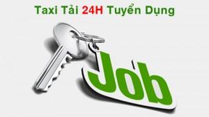 Tuyển Dụng Taxi Tải 24H