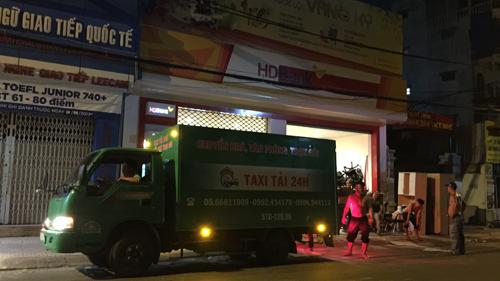 dịch vụ chuyển nhà ban đêm