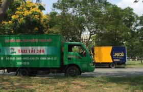 thuê xe tải chở hàng tại tphcm