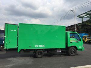 thuê xe tải chở hàng tại quận 1