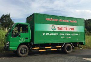 thuê xe tải chở hàng tại quận 1d