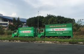 thuê xe tải chở hàng đi tỉnh