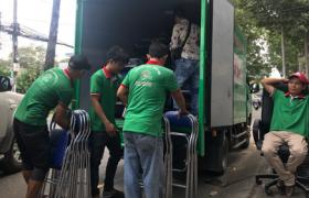 Dịch vụ chuyển nhà trọn gói huyên nhà bè