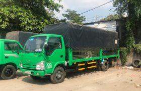 cho thuê xe tải chở hàng tại chuyện củ chi