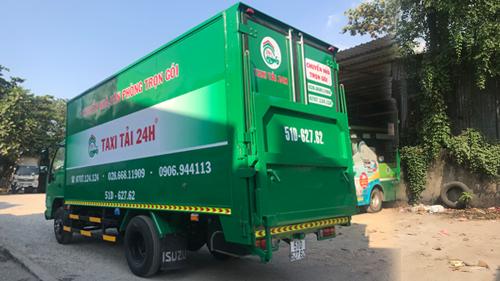 Dịch vụ chuyển nhà trọn gói tại gò vấp