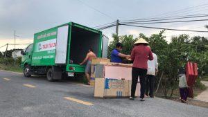 dịch vụ chuyển nhà trọn gói nhà bè